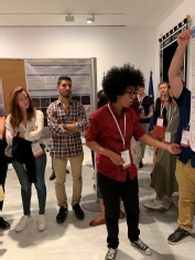 PICTURE - ESC WG DAP - CVD Meeting 2019 Poster session 1.JPG
