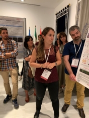 PICTURE - ESC WG DAP - CVD Meeting 2019 Poster session 2.JPG