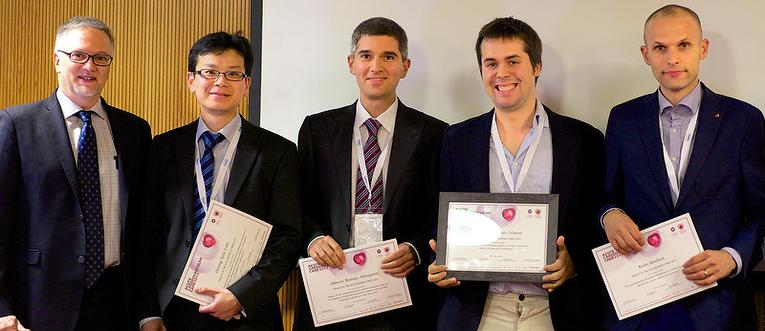 ACCA Research prize finalists and winner