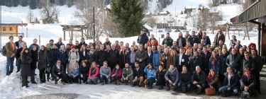 Winter Meeting participants 2018