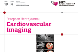 European Heart Journal - Cardiovascular Imaging