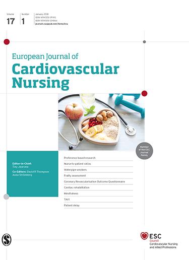 European Journal of Cardiovascular Nursing