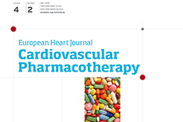 EHJ - Cardiovascular Pharmacotherapy