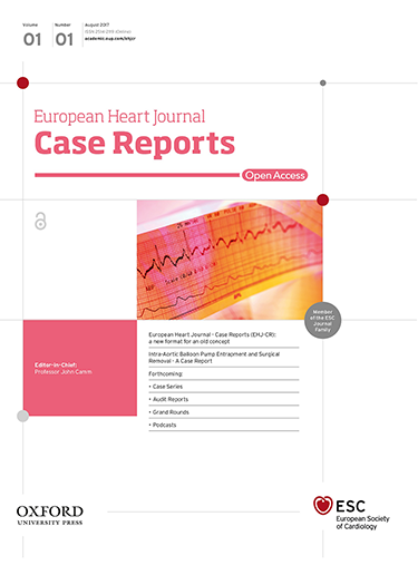 European heart journal case reports european heart journal case reports ehj case reports is an international online only fully open access journal of the european society of cardiology publicscrutiny Choice Image