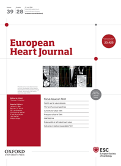 Journal european heart journalescardio hphotomediumg the european heart journal ehj is the official general cardiology journal of the european society of cardiology publicscrutiny Choice Image
