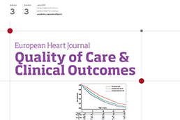 EHJ - Quality of Care & Clinical Outcomes