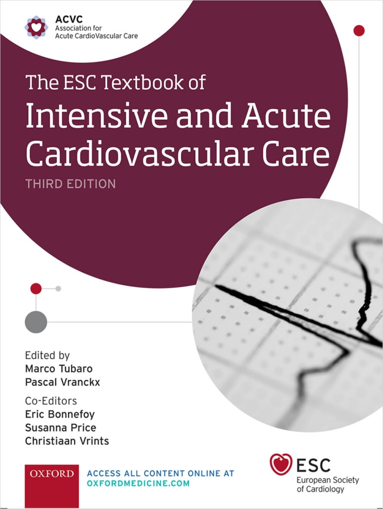 NEW - ESC Textbook of Intensive and Acute Cardiac Care