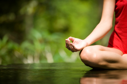 does yoga with breathing exercises improve outcomes after
