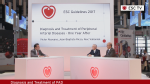 Watch ESC Guidelines 2017 Diagnosis and Treatment of Peripheral Arterial Diseases- One Year After