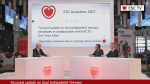 Watch ESC Guidelines 2017 Focused update on dual antiplatelet therapy developed in collaboration with EACTS - One Year After