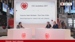 Watch ESC Guidelines 2017 Valvular heart disease - One Year After