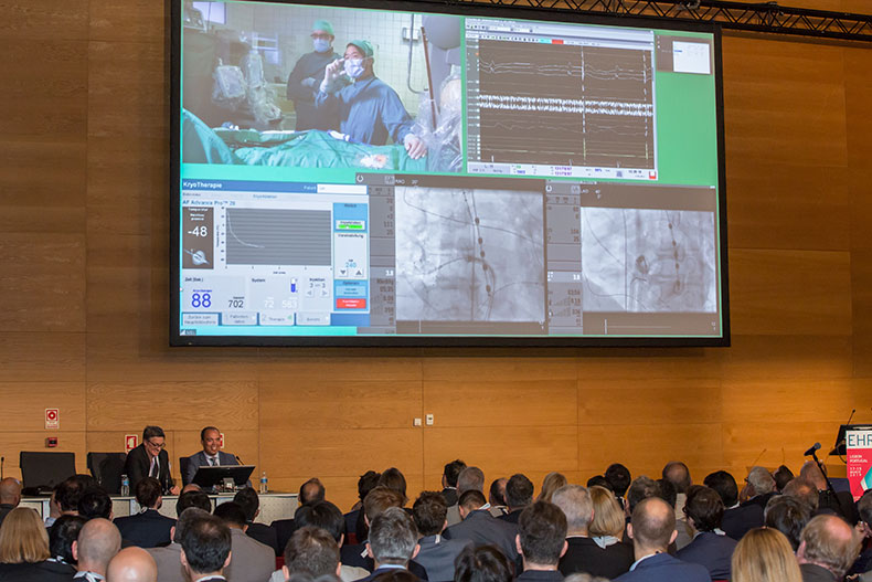 About the EHRA Congress