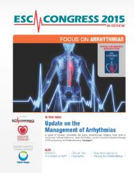 ESC Congress in review arrhythmias