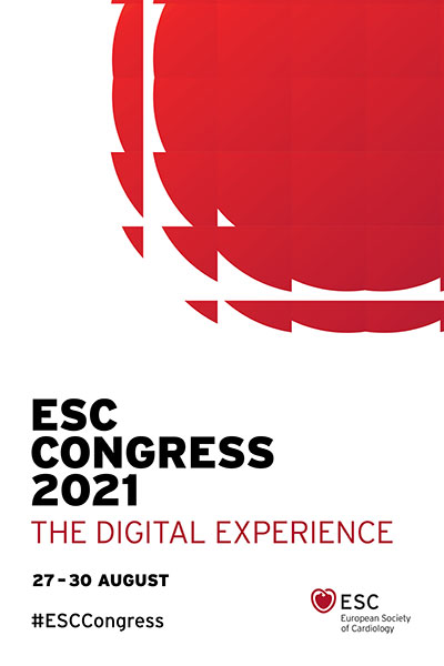 ESC Congress 2019 together with World Congress of Cardiology