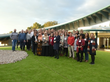 Participants and faculty