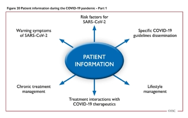 <b>Figure 20</b> Patient information during the COVID-19 pandemic Part 1