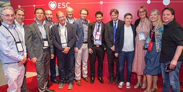 Patients take part in ESC Congress 2018 for the first time
