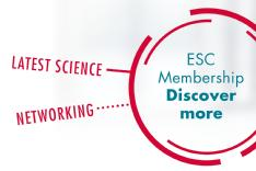 Special offer on ESC Professional Membership